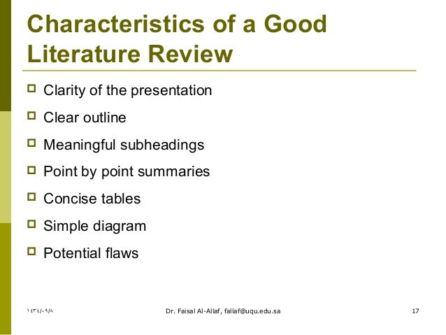 characteristics of a good research topic Knowledgeable about the topic of interest to know what are the main characteristics of a research so what are the characteristics of a good research.