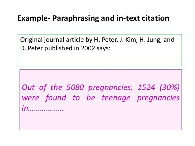 Literature Review Of Teenage Pregnancy