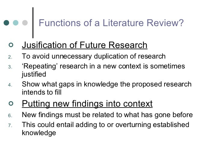 review of related literature sensor A review of related literature is an integral part of theses or dissertations it may also be a required part of proposals the main purpose of a review of related literature is to analyze scientific works by other researchers that you used for investigation critically.
