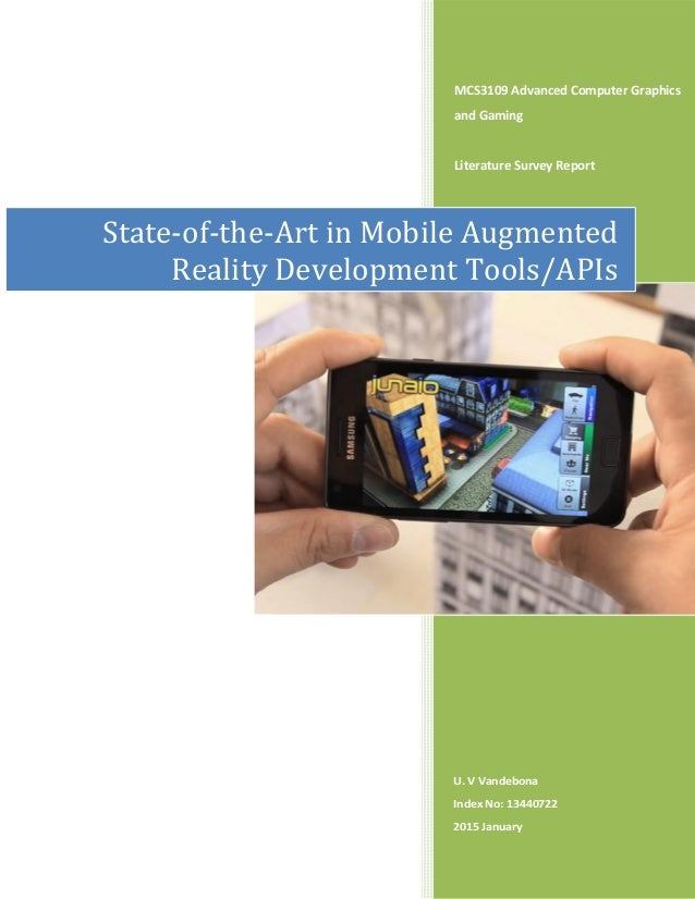 List of augmented reality software - Wikipedia