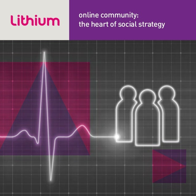 Online Community: The Heart of Social Strategy