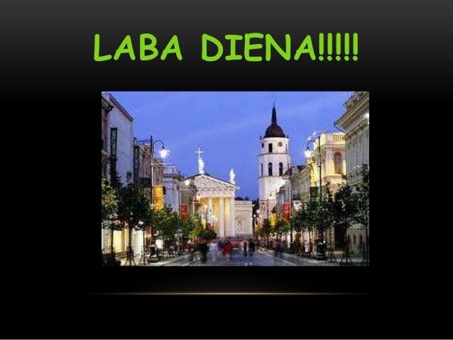 LABA DIENA!!!!!