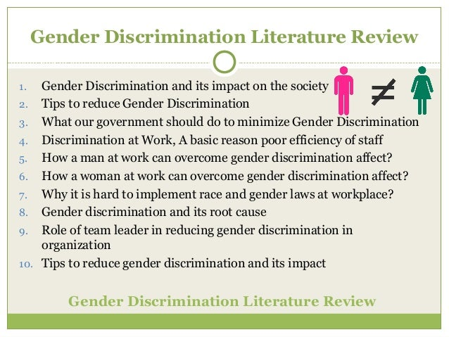 essay gender discrimination china Argumentative essay on discrimination uploaded by muneeb ur even women in developed countries tend to believe that they face gender discrimination at their.