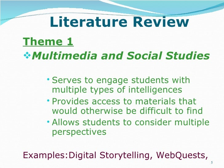 political science literature review topics
