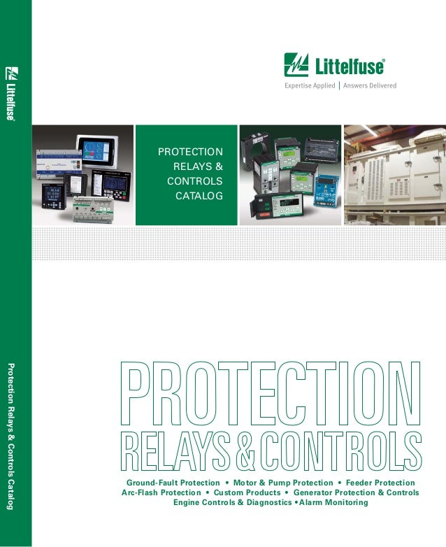 Ground-Fault Protection • Motor & Pump Protection • Feeder Protection Arc-Flash Protection • Custom Products • Generator P...