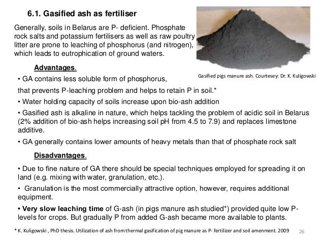 Phd thesis fly ash use in compost