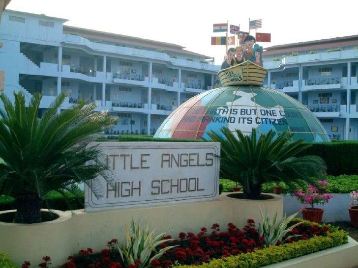 Little Angels High School  Gwalior Mp 1