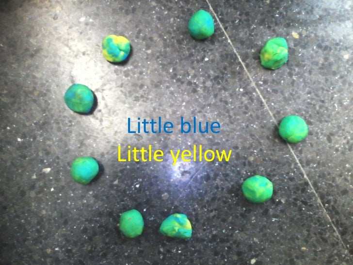 Little blue little yellow