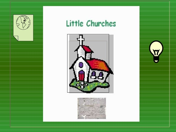 124-Little Churches