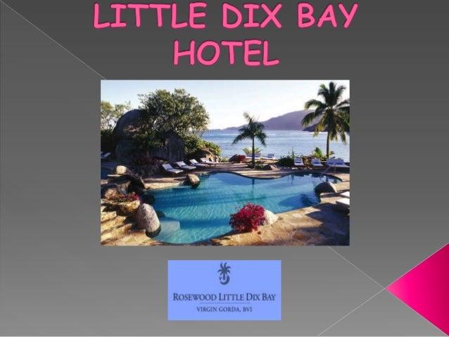 Little dix bay hotel