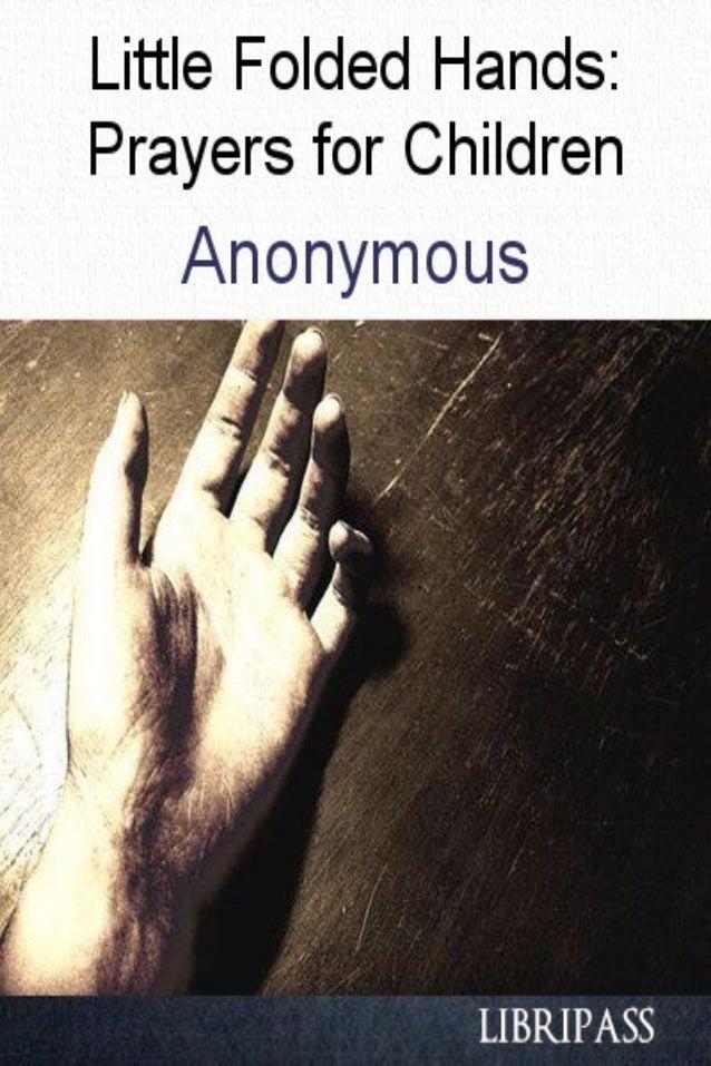 Little Folded Hands: Prayers for Children 1