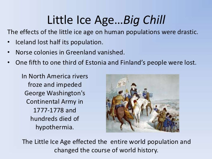 the little ice age 1300 1850 Brian fagan is emeritus professor of anthropology at the university of california, santa barbara a former guggenheim fellow, he has written many internationally acclaimed popular books about archaeology, including the little ice age, floods , famines, and emperors, and the long summer he lives in santa barbara,.