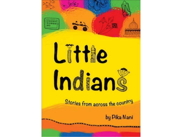The Indian Jigsaw: Little Indians