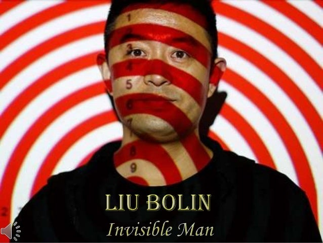 Liu bolin, invisible man (v.m.)