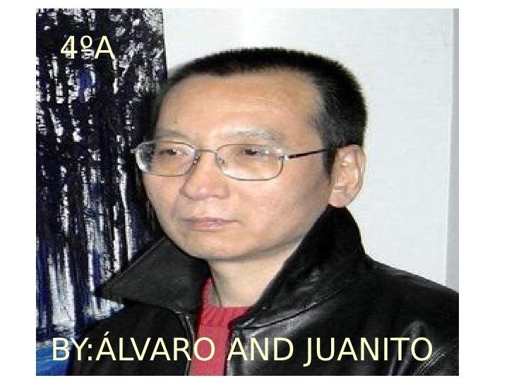 BY:ÁLVARO AND JUANITO 4ºA