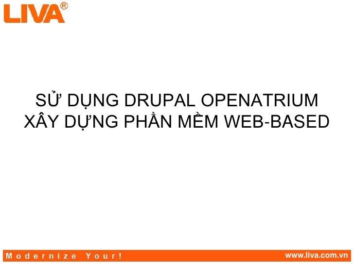 Liva drupal vietnam