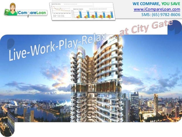 Live Work-Play-Relax … at City Gate