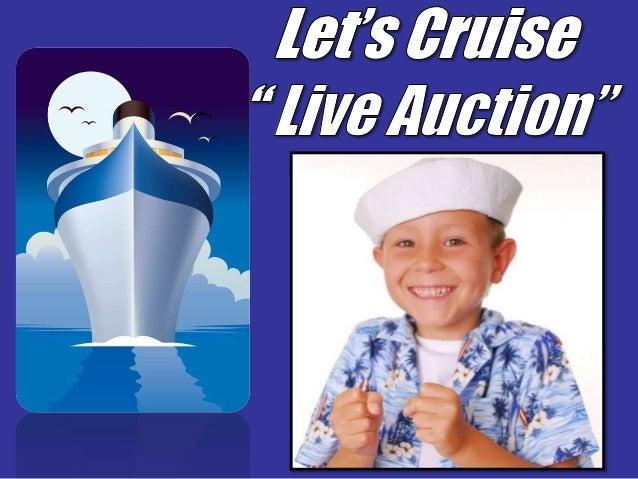 Live auction 2014