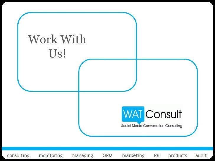 Social Media Marketing Jobs Mumbai India - Work With WATConsult