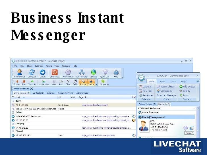 Business Instant Messenger