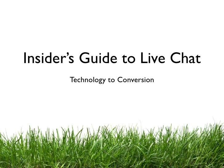 Live Chat for Dealerships Digital Dealer 9 Presentation
