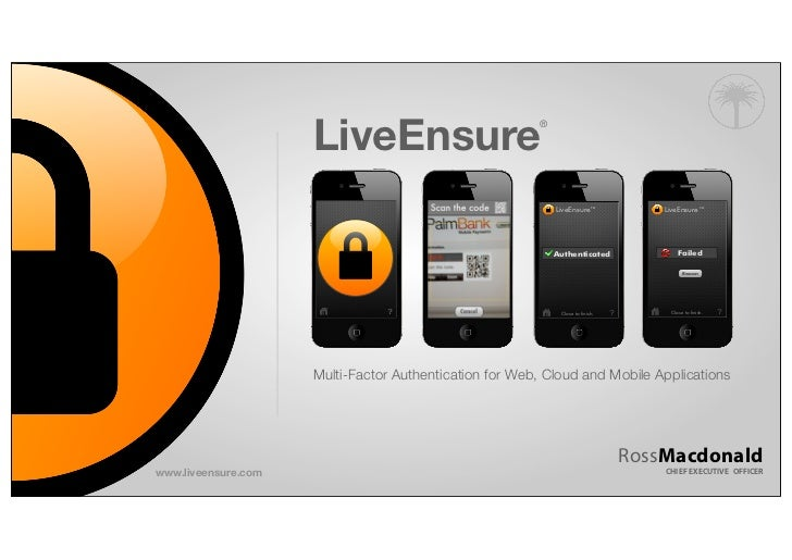 Live ensure overview 1.4