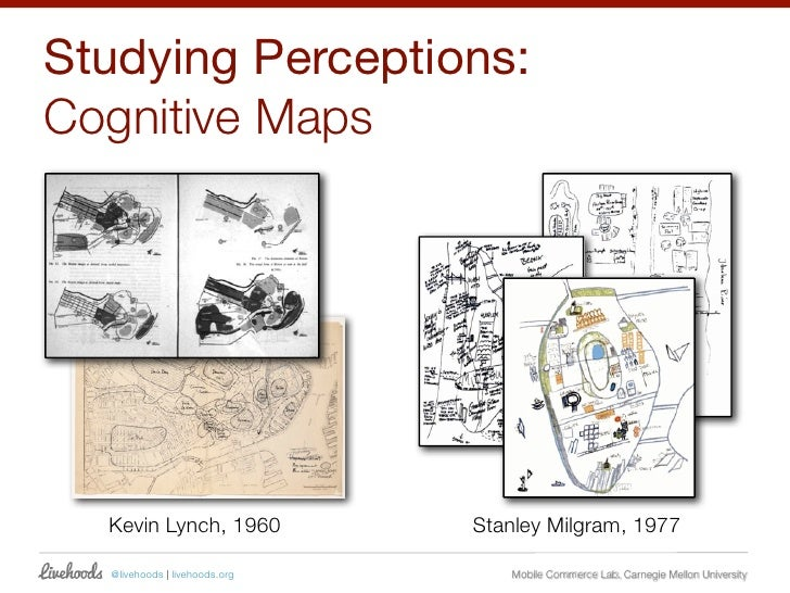 cognitive mapping Cognitive maps, cognitive collages, and spatial mental models barbara tversky department of psychology, stanford university stanford, ca 94305-2130 usa.