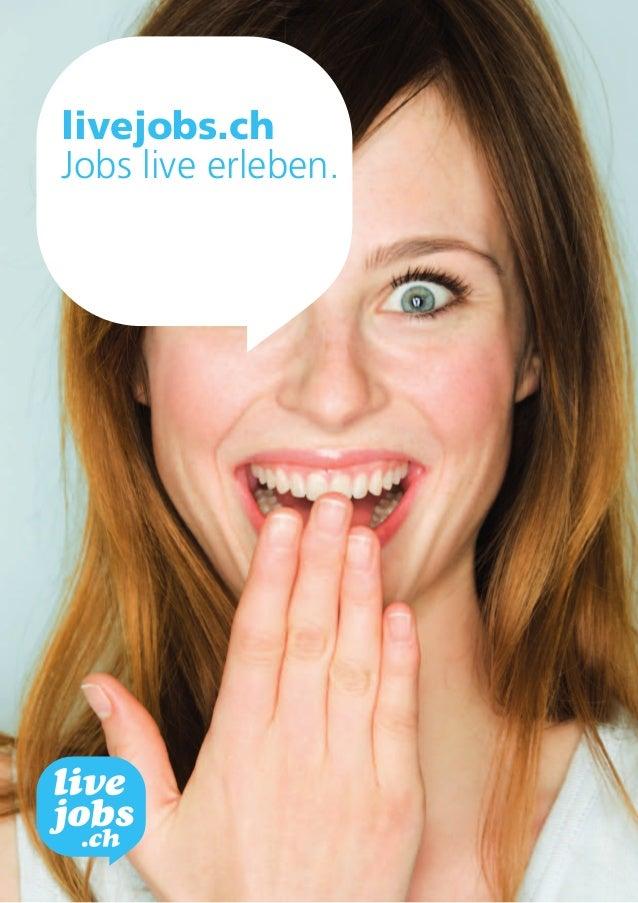 livejobs.chJobs live erleben.