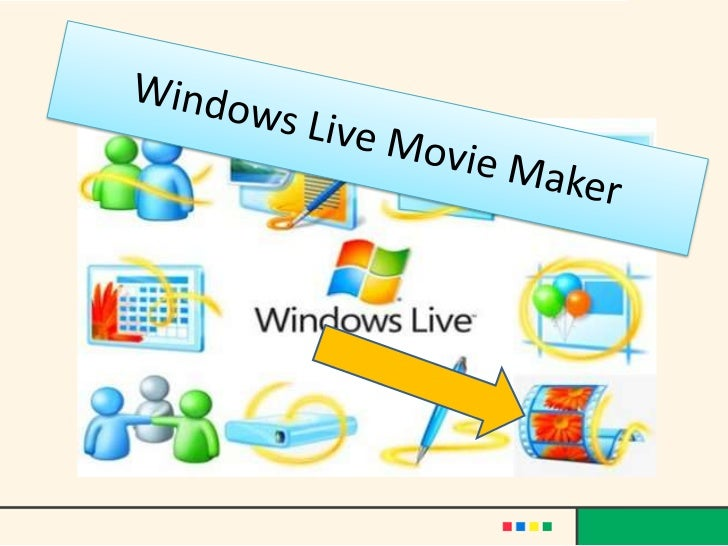 Windows Live Movie MakerGrâce à Windows 7 et Windows Live Movie Maker, il n'a jamais étéaussi simple de créer et de partag...