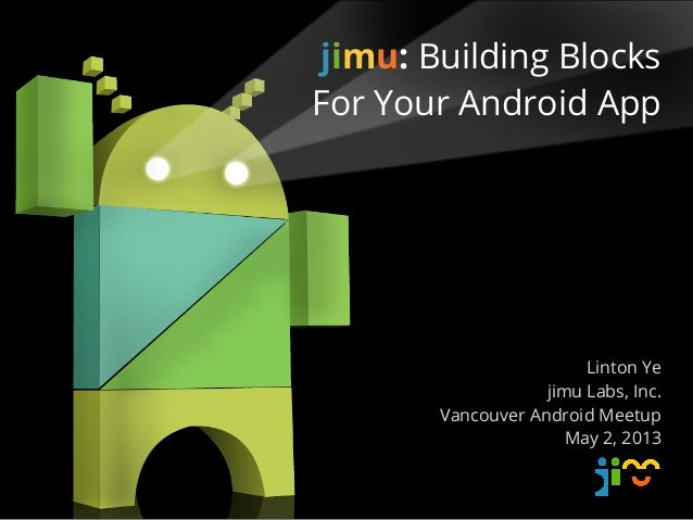Live prototyping @ vancouver android meetup