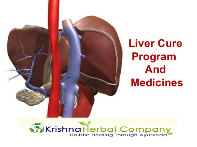 Liver Cure Program And Medicines