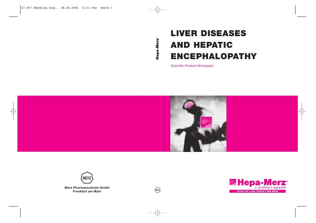 Liver Diseases And Hepatic Encephalopathy