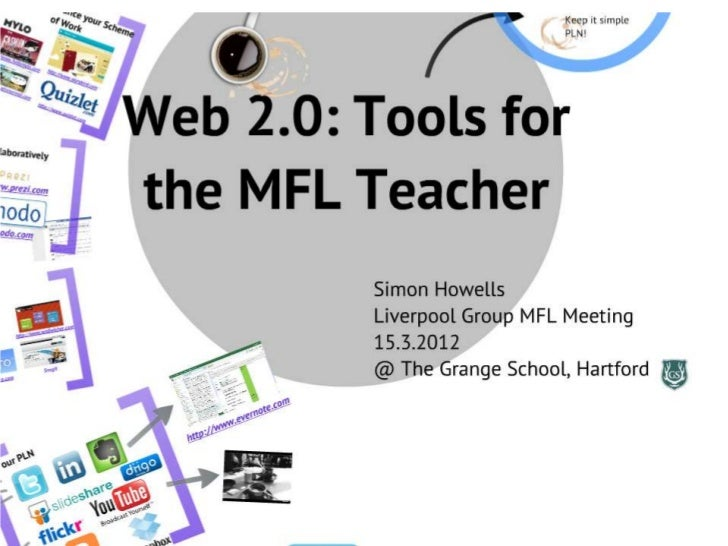 Liverpool Group HoDs MFL 2012 Web 2.0