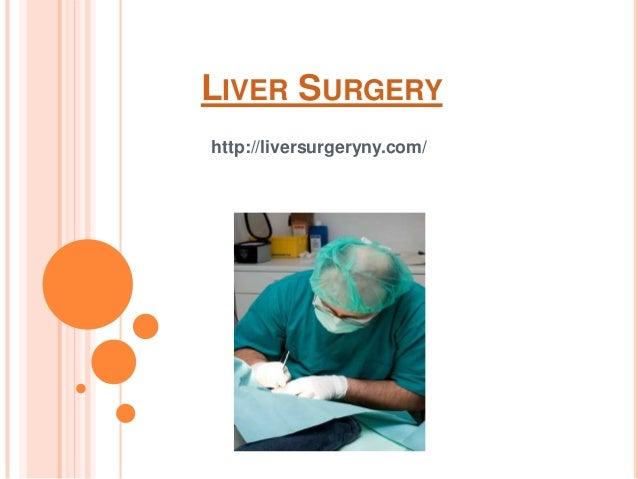 LIVER SURGERYhttp://liversurgeryny.com/