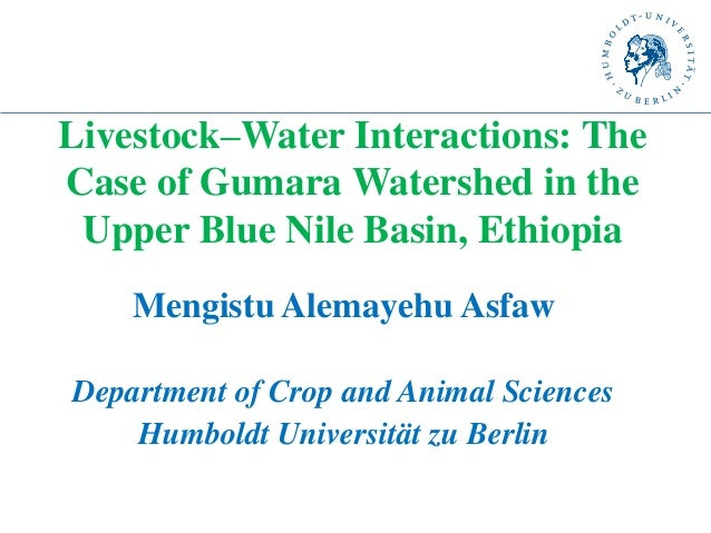 assessment of blue nile Blue nile river is one of the most sensitive rivers towards climate change impacts the main source of blue nile river is lake tana where the two adjacent tributary rivers, ribb & gumera, are located and the main object of this paper is validation of current 15 gcm outputs (ipcc-ar5) over these two rivers using empirical quantile perturbation.