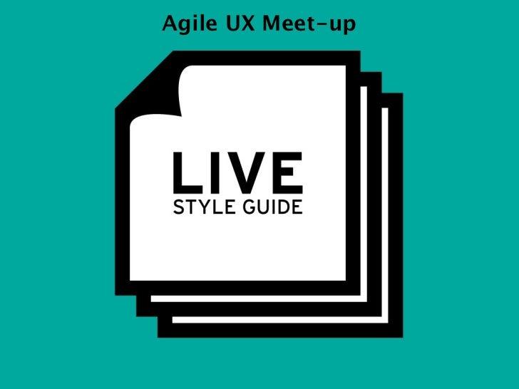 live guide: