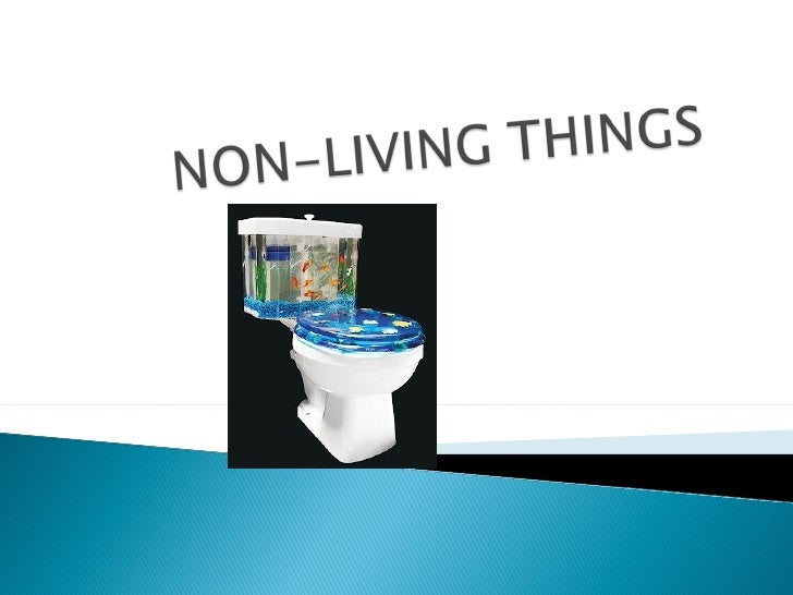 Living and non-living_thing