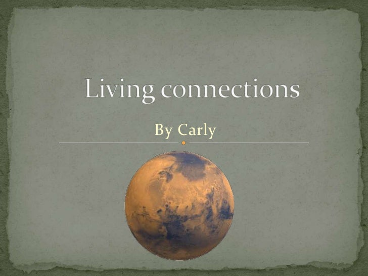 Living connections