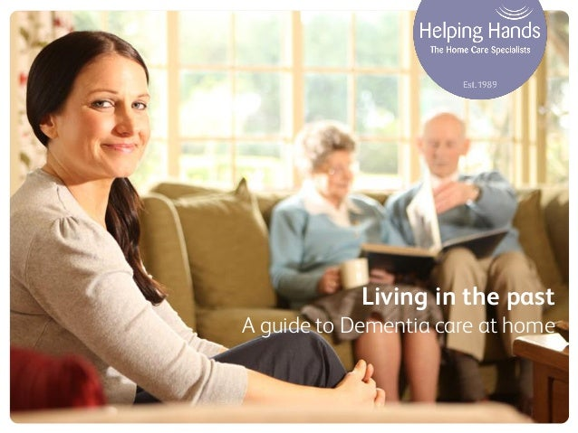 A Guide to Dementia Care at Home