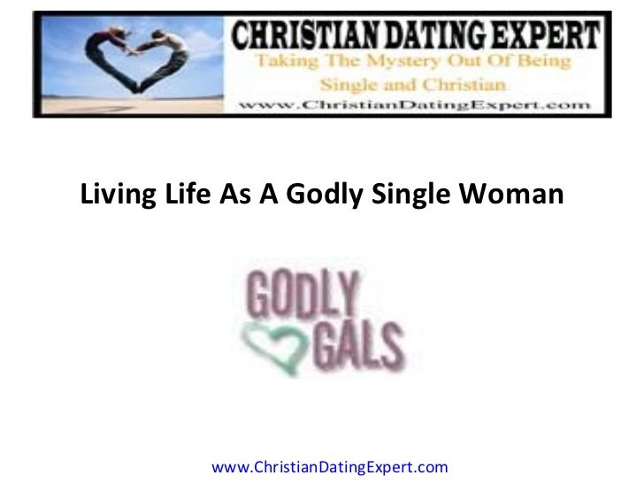 Living life as a godly single woman