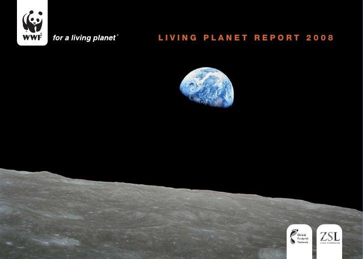 Living Planet Report 2008