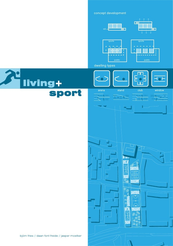 Living + Sport (educational project) - Posters (Jan 2007)