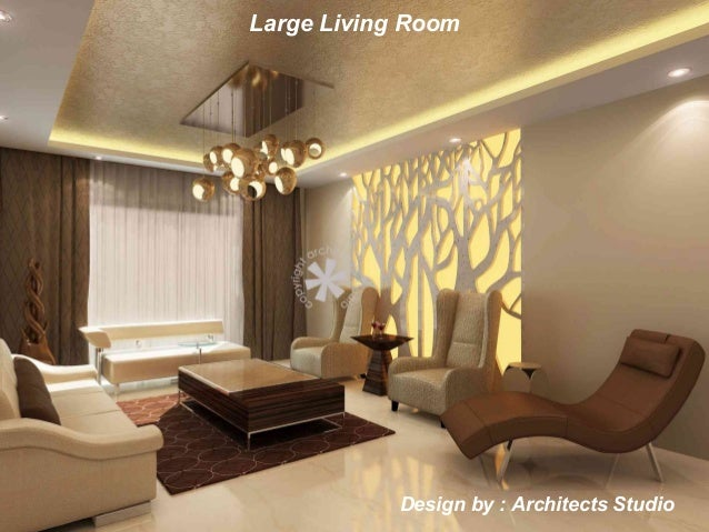 design by yatin pandya large living room design by architects