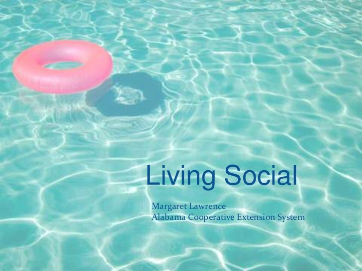 Living Social: Getting the Most Out of Your Social Media Networks