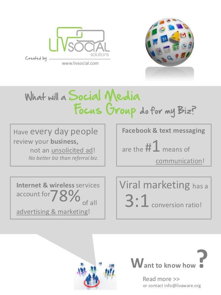 Liv Social media kit