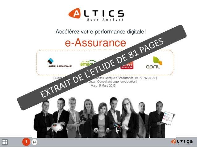 91 | Lionel Lageneste | Directeur conseil Banque et Assurance |04 72 76 94 00 | | Hugo Sanchez | Consultant ergonome Junio...
