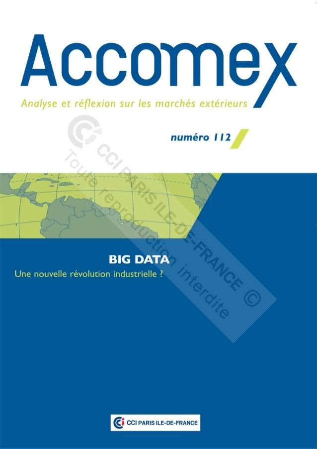 Livre blanc big data écosystème français