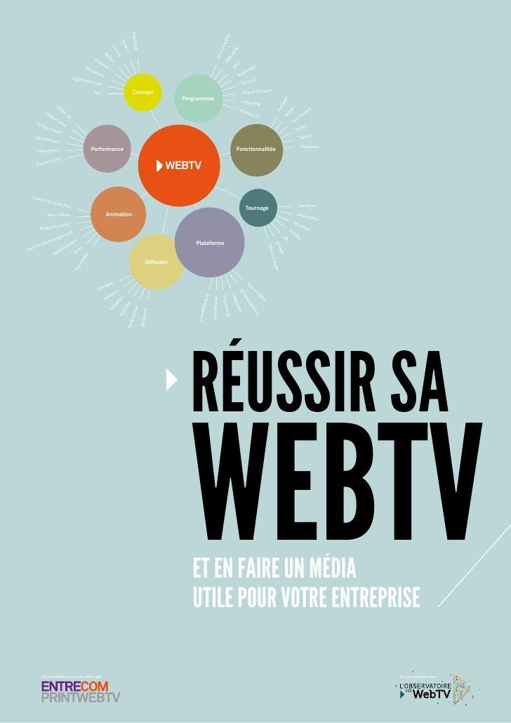 Livre blanc des WebTV