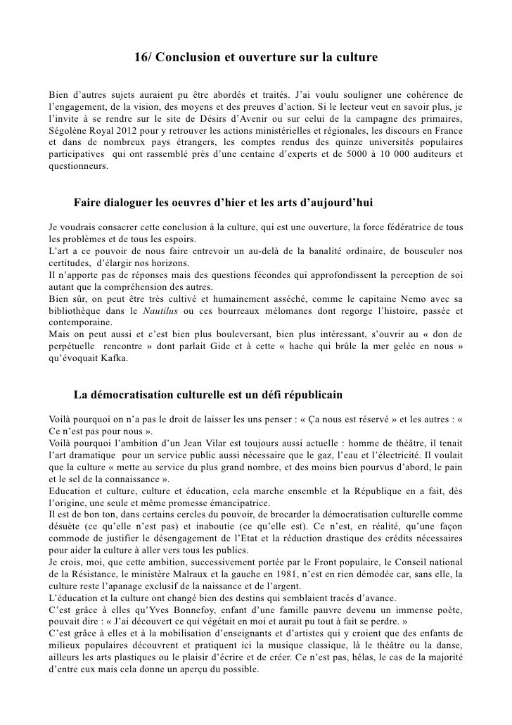 """Chapitre 16 et Annexe de la """" Lettre à tous les résignés et indignés qui veulent des solutions """""""