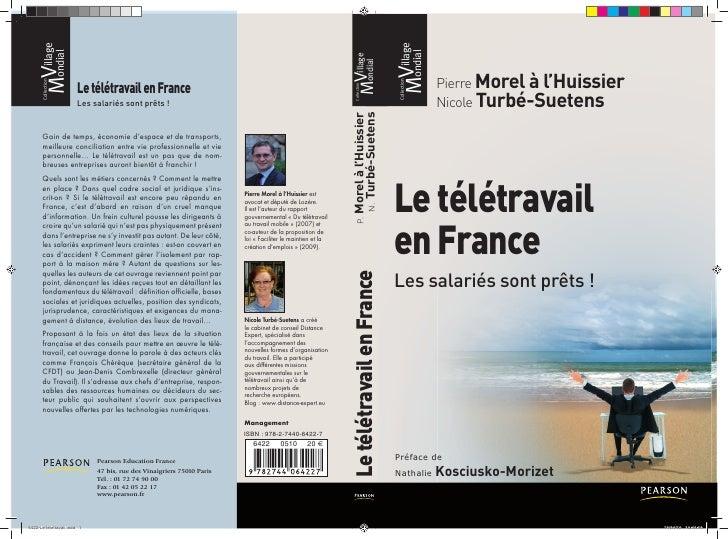 Village Mondial              Pierre Morel à l'Huissier Collection                  Nicole Turbé-Suetens     Le télétravail...